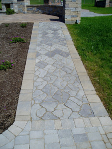 Hanover decorative pavers