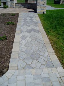 Hanover decorative pavers