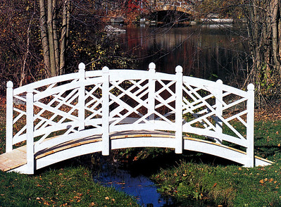 Chippendale Bridge Walpole Woodworkers 800-343-6948