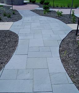 Hanover sidewalk examples