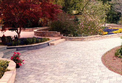 Appian circle prest brick Hanover Architectural Products 717-637-0500