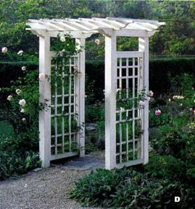 Garden Arbor Walpole Woodworkers 800-343-6948