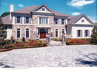 """Appian 6x6"""" and 6x9"""" Prest Brick Hanover Architectural Products 717-637-0500"""