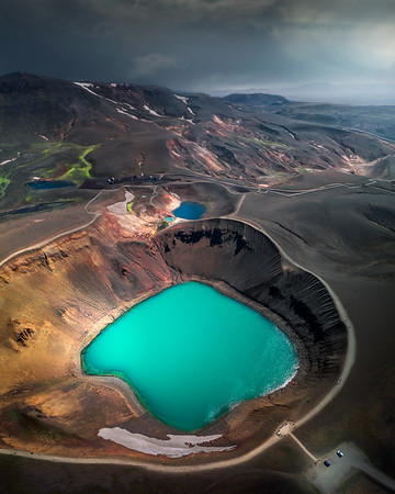 """""""The Crater of Hell"""""""