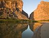 Santa Elena Canyon, Rio Grande River