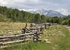 Fence, Mt. Sneffels