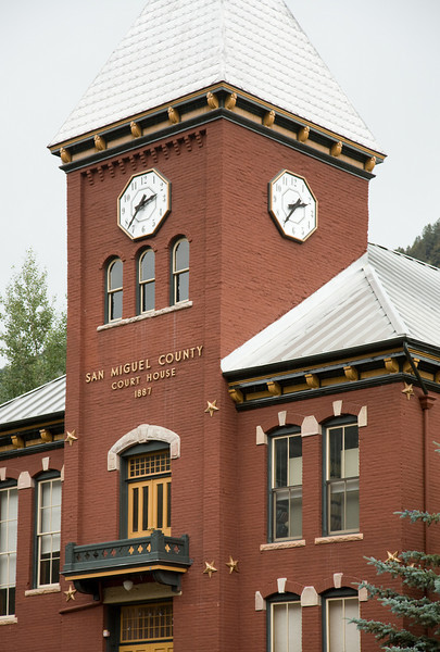 Courthouse, Telluride