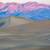 Mesquite Dunes, Grapevine Mountains