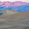 Mesquite Dunes, Grapevine Mountains