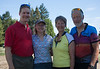 Family after Cycle Oregon
