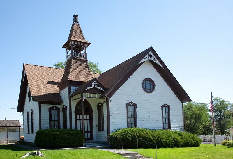 Church, Antelope