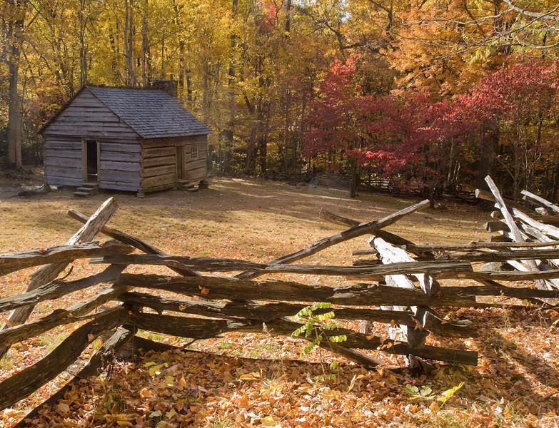 Jim Bales cabin