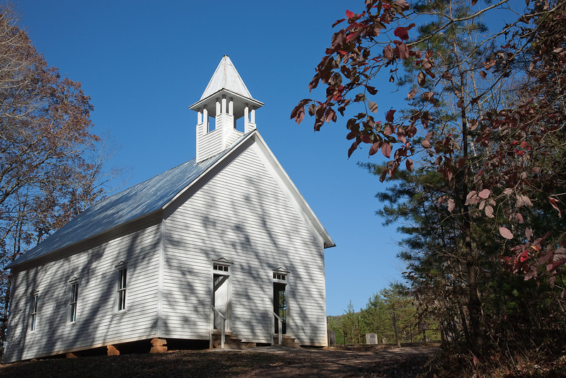Methodist Church, Cades Cove