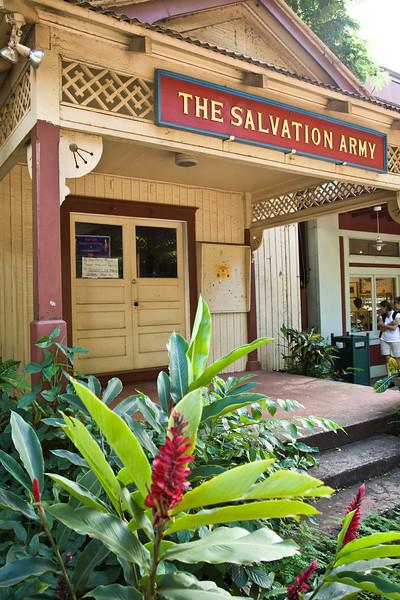 The Salvation Army, Koloa, Kaua'i