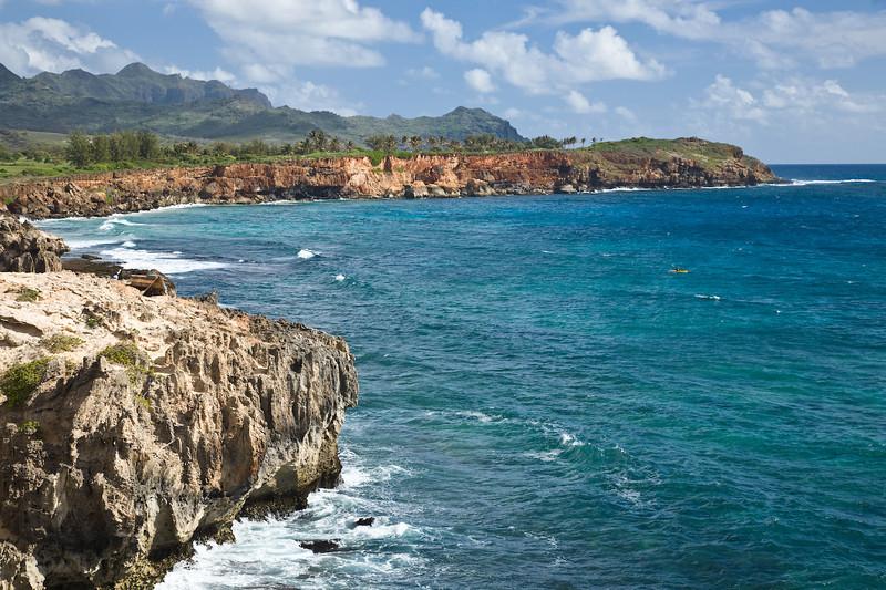 Lithified Cliffs, Kaua'i