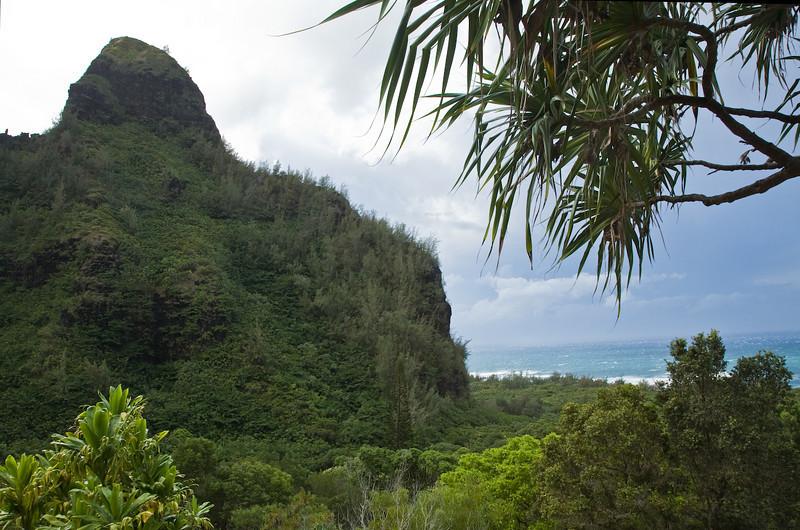 Makana Peak, Kaua'i