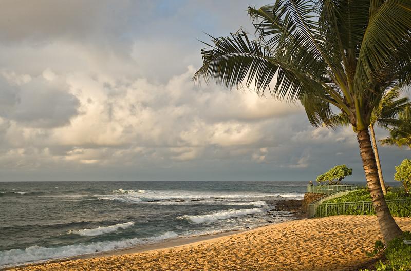 Poipu Beach, Kaua'i