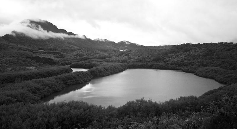 Menehune Fish Pond, Kaua'i