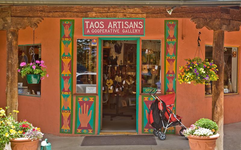 Storefront, Taos