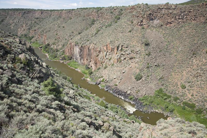 Rio Grande, Wild Rivers Recreation Area