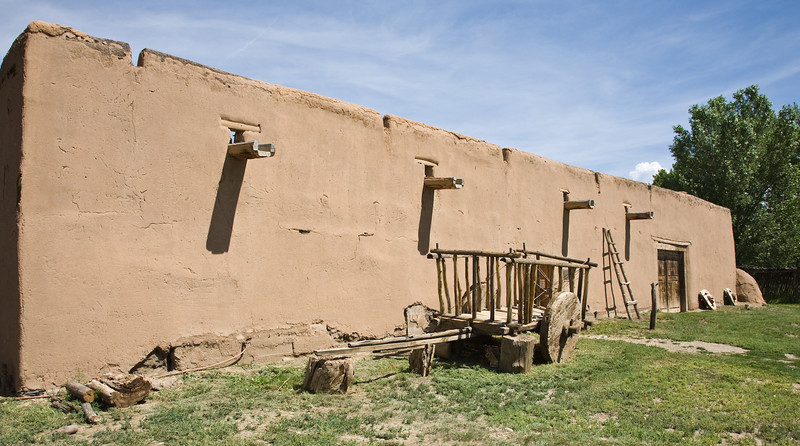 Martinez Hacienda, Taos