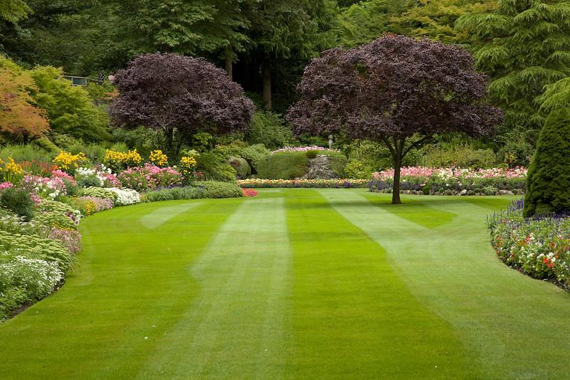 Sunken Garden, Butchart Gardens, Victoria, BC