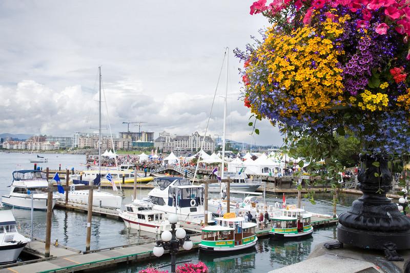 Harbour, Victoria, BC
