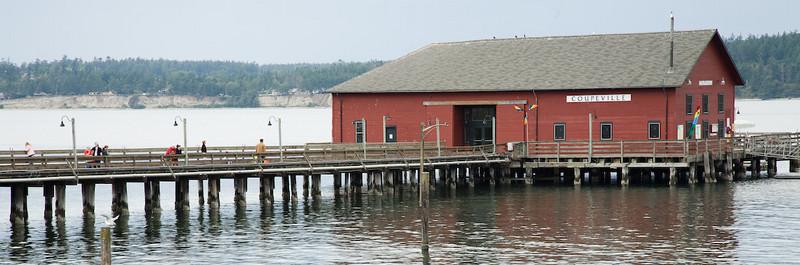 Coupeville Wharf, Whidbey Island, WA