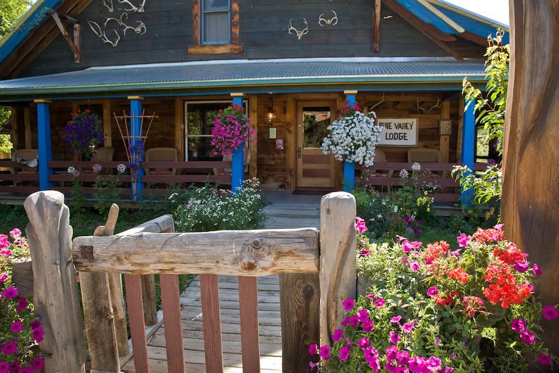 Pine Valley Lodge, Halfway, OR