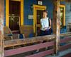 Margaret at Pine Valley Lodge in Halfway, OR