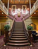 Beaumont Hotel staircase