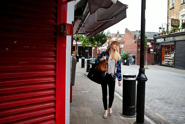 Tina Dico - Angel, London 31/07/2014