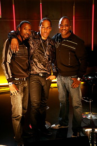 Lemar performing for MTV Sessions. MTV Europe Studios, Camden, London. 9th October, 2008.