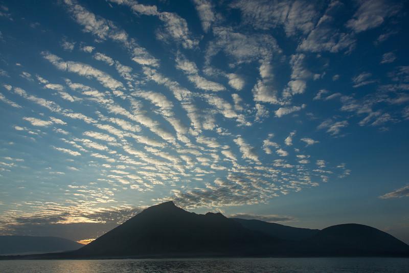 Isla Isabela at sunrise