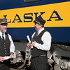 Alaska Railroad conductors