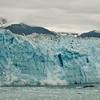 Hubbard Glacier calving at Yakutat Bay