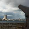 Guarding Havana Harbor