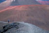 Cinder cones. Halealaka crater