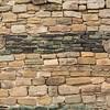 Detail of masonry, Aztec Ruins National Park