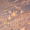 V-V Heritage Site Petroglyph Panel, Sedona, AZ