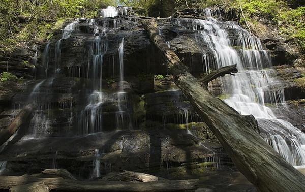 Station Cove Falls