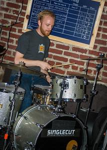 Bandsaw at Break Bar & Billiards, Astoria, NY. August 24, 2013.