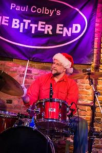 The Sloe Guns at the BItter End, New York City, December 20, 2013.