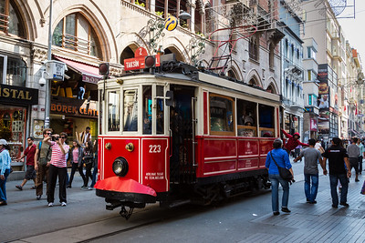 Taksim-Tunel Tram
