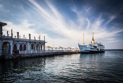 Buyukada, Princes' Islands, Istanbul, Turkey