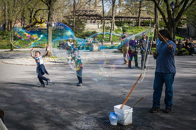 Bubbles, The Mall