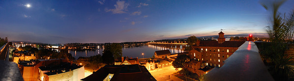 Panorama in Harrisburg. View the full version here: http://photos.kevinworkman.com/Pictures/2011/i-T2CZTK7/0/O/HarrisburgPanorama2.jpg
