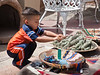 Young boy, Chimayo, NM