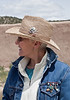 Plein Air Painter, Las Trampas, NM