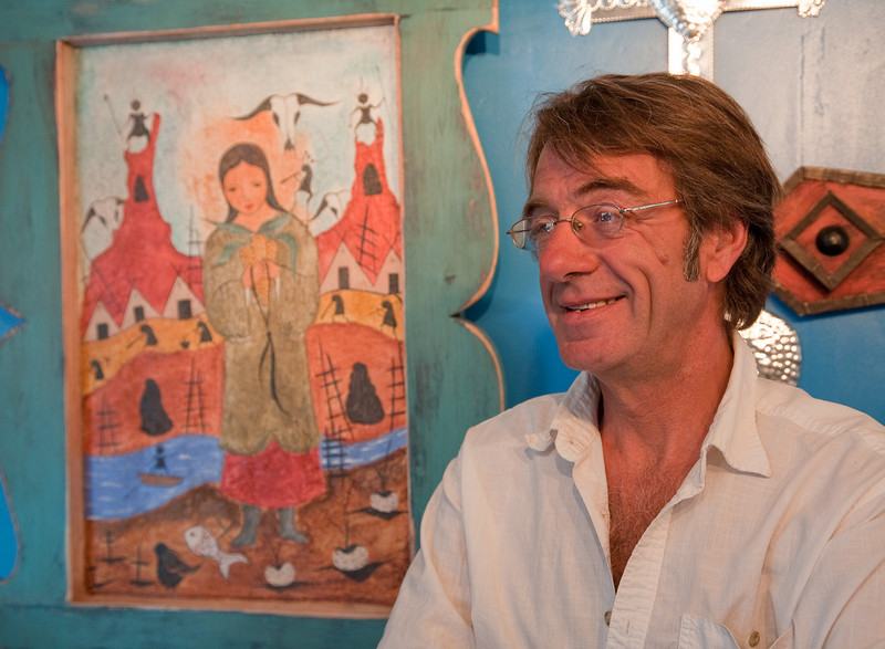 Artist, Chimayo, NM